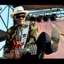 LITTLE FREDDIE KING blues band