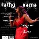 COVER SINGLE JAZZ IN LOVE  BY CATHY VARNA