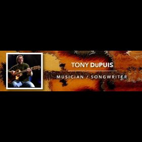 Places in Our hearts - Tony DuPuis