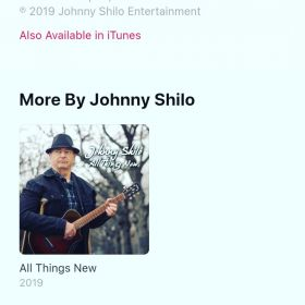 JOHNNY SHILO