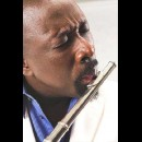 Randy Flute close-up
