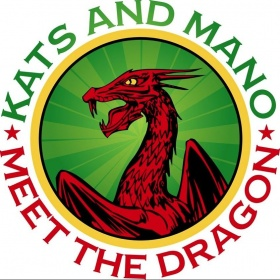 Kats and Mano meet the Dragon