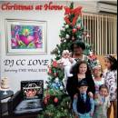 DJ CC Love Presents Christmas at Home feat THE WALLKIDS