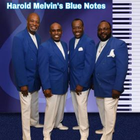 Jerry Cummings and Harold Melvin's Blue Notes