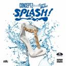 Spash final CD Cover Conceptz Feat Benny Blanco