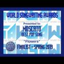 WSA Moscato Best Pop Song