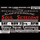 Coffeehouse Soul Sessions tv screen