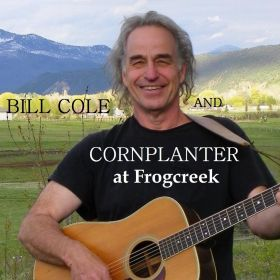 BILL COLE AND CORNPLANTER