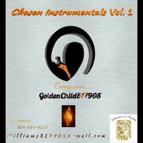Chozen Instrumentals Vol.1 - Nicholas Williams a.k.a. GoldenChild817905