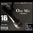 One Mic Remix Cover