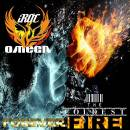 iRoc Omega - Forever the Coldest Fire artwork