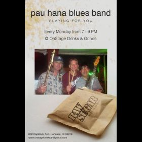 Raw Sugar - pau hana blues band
