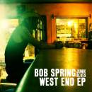 Bob Spring - Junk Blues - West End EP Cover - 2010