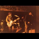 The Black Assassins play the Dancing Bear Cafe, Toowoomba 1982