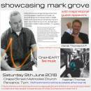 showcasing mark grove