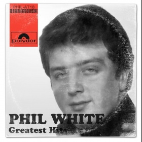 On a train to Lovesville - Philip white
