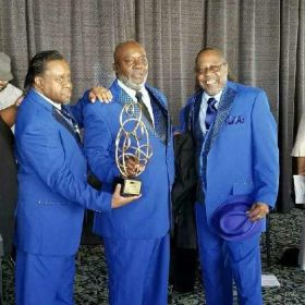 Bishop M.L.Hardy &The Son's of Thunder