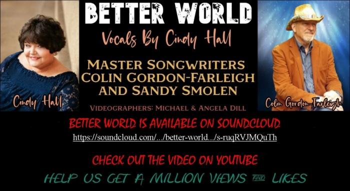 Better World - Cindy Hall