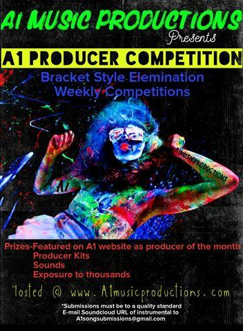 A1 Music Productions & Promotions - NumberOneMusic