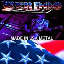 Made in USA Metal 2017 Cover Berdoo