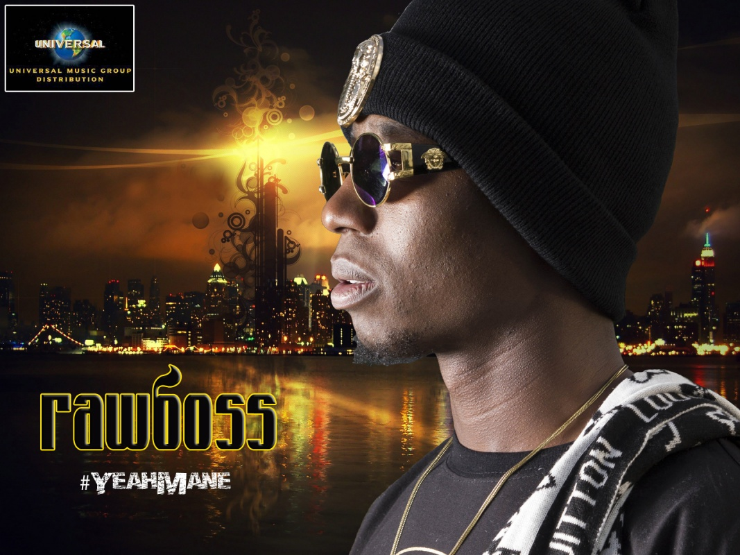 Rawboss Lands Distribution Deal w/ Universal Music Group by