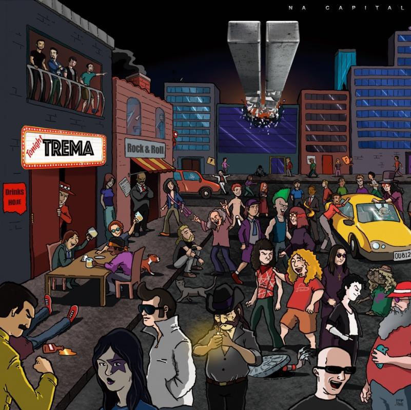 Banda TREMA - NumberOneMusic
