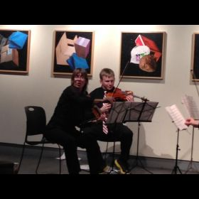 Bronwyn Burns Violin Studio
