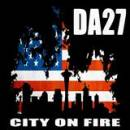 DA 27 City on fire logo 160x160