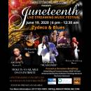 Sherna Armstrong Band live at jimaustinonline.com Juneteenth Music Festival June 19, 2020