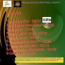 BACK COVER Mixtape beat by kharYsma vol 1