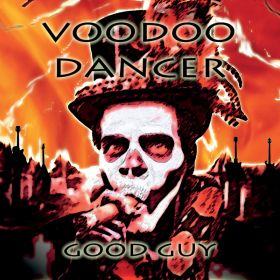 Voodoo dancer