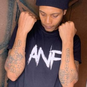 "King Romance A.K.A ANF'RoDogg (""ANF""TAXNATION THE LABEL/""OTM""/""GGE"")"