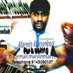 http://itunes.apple.com/album/id1057256539?ls=1&app=itunes - Marvin Marvelous /Muzicstreak recording label