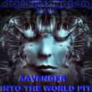 AAVENGER INTO THE WORLD PIT ALBUMCOVER