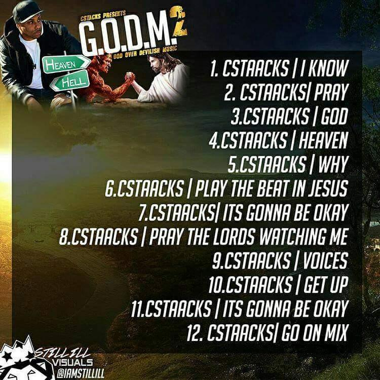 New music cd for sale paypal or money gram by Cstacks