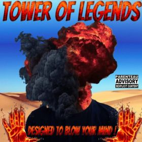 Tower of Legends/Yellen Keller/Land of The Three/30 Hours of Pain/Another Damaged Soul/Reason of Unity/Red Eye Theory/Users, Boozers & Losers/Crimson God/Hell Breeds Angels/Nine Point Circle/Wretched Wench