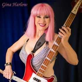 Gina Harlow and the Cutthroats