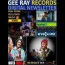 Gee Ray News Cover - September