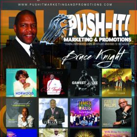 Come See About Me - Push-It! Marketing & Promotions