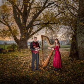 Tasmanian Harp and Violin Duo